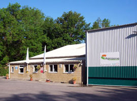 The Agroserve factory at Warminster